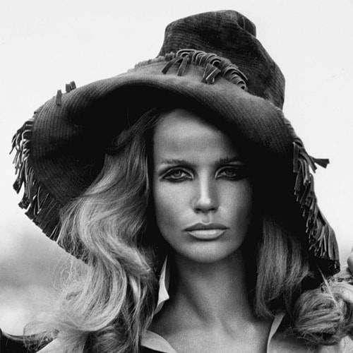 Верушка — знаменитая немецкая модель-графиня