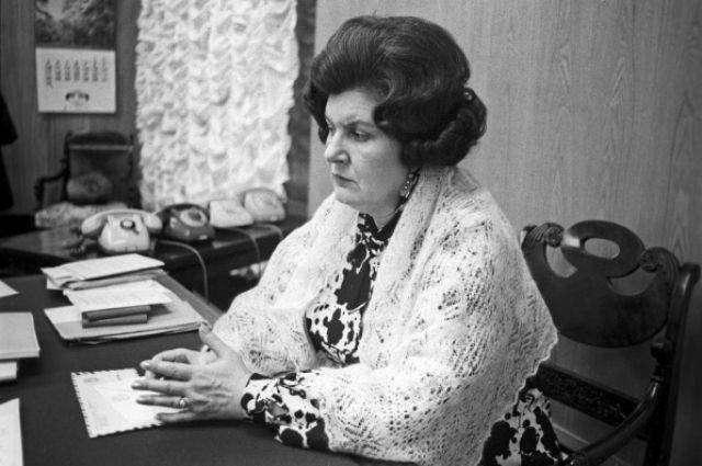 Наталья Петровна Бехтерева — выдающийся нейрофизиолог