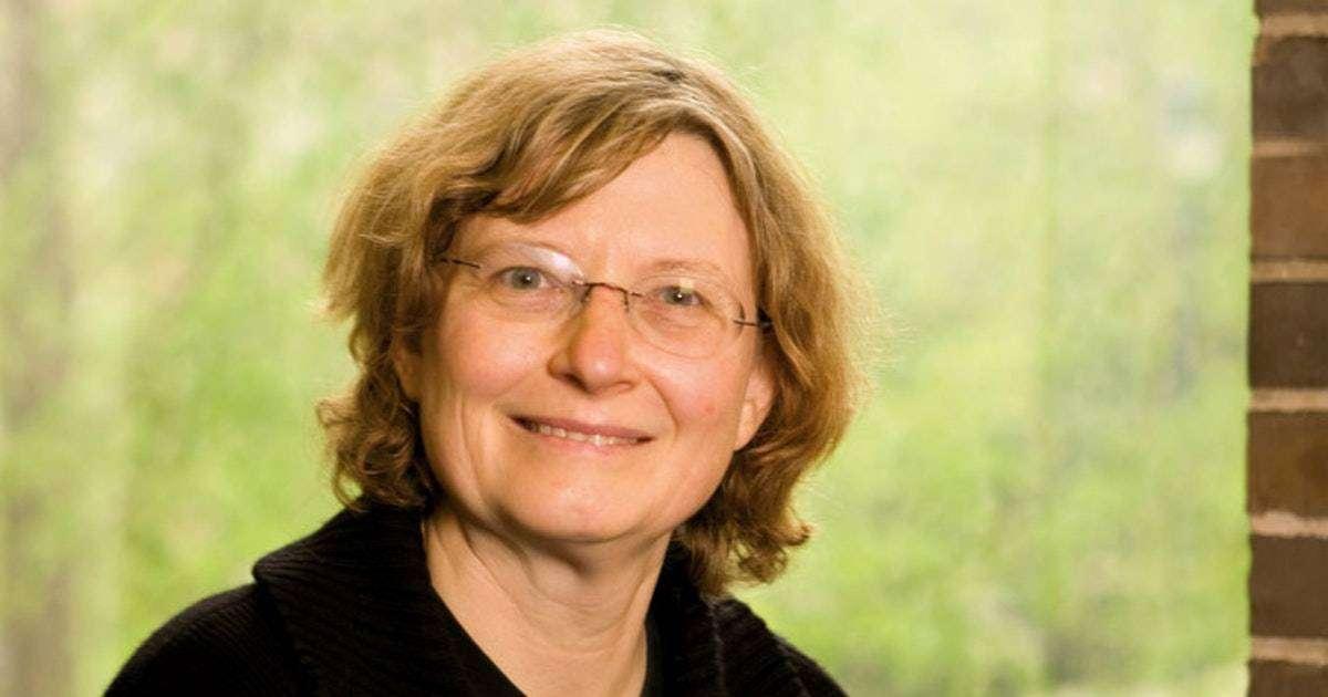 Ингрид Добеши — первая женщина-президент Международного математического союза