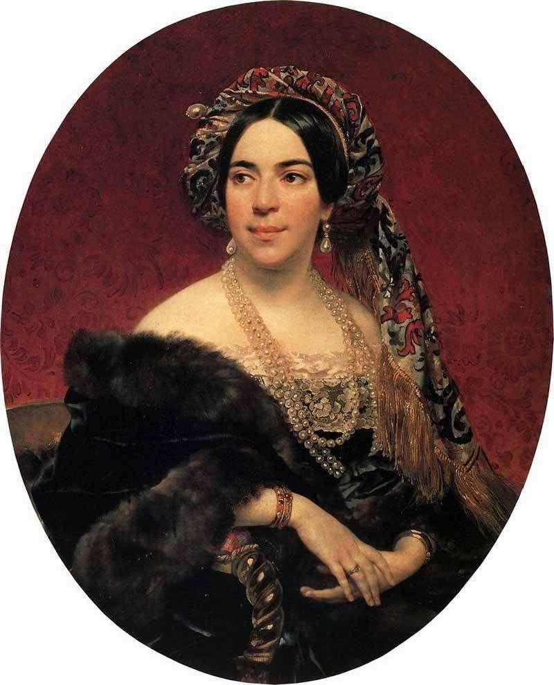 Княгиня Зинаида Волконская — культурное явление XIX века