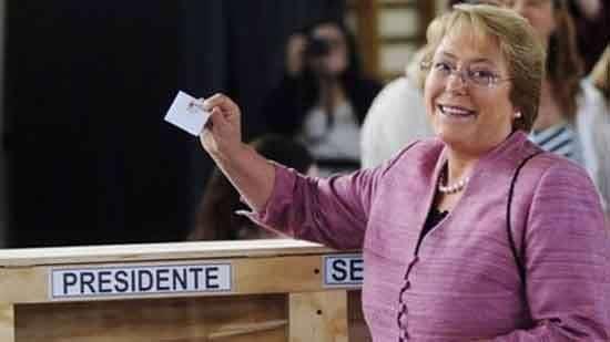 Мишель Бачелет — выжила после пыток из дважды стала президентом Чили