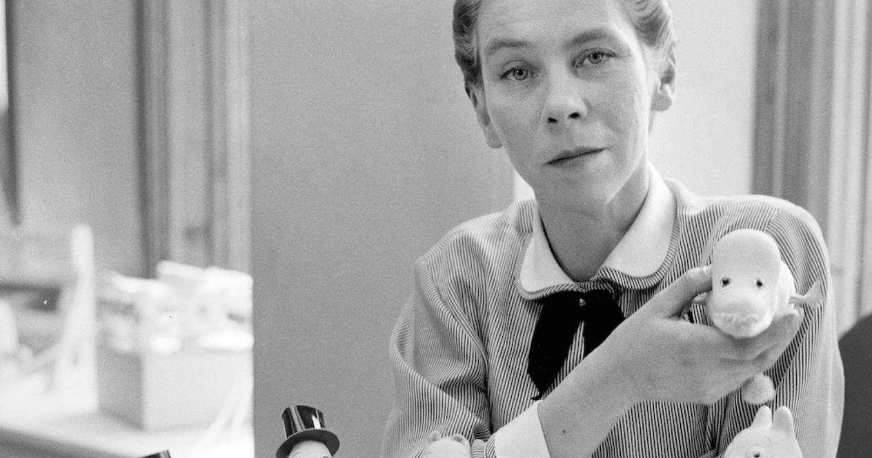 Туве Янссон — автор книг о муми-троллях, биография