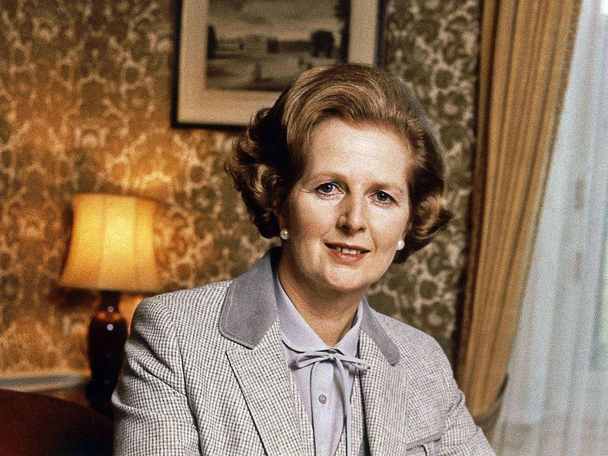 Маргарет Тэтчер — «это железо высшей пробы»