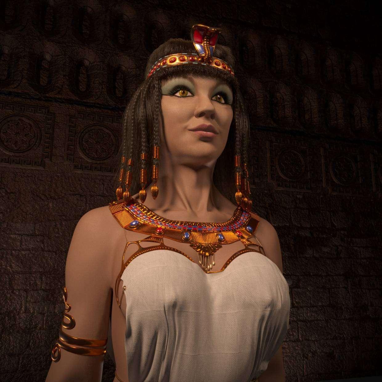Клеопатра: любовь и смерть последней царицы Египта