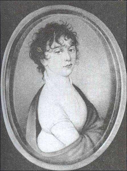 Джульетта Гвиччарди. Своей возлюбленной Бетховен посвятил «Лунную сонату»