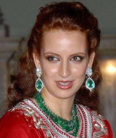 Принцесса Лалла Сальма (Марокко), биография