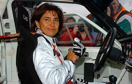 Эллен Лор — лучшая немецкая автогонщица