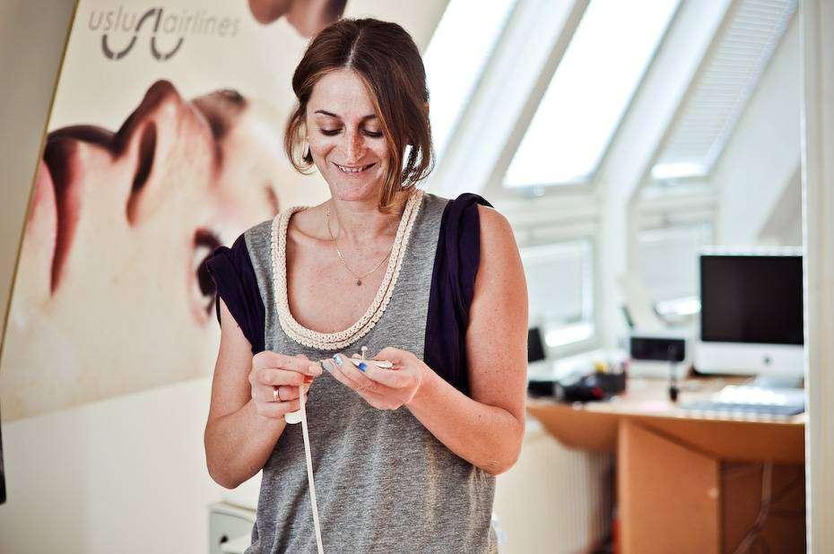 Фериде Услу — дизайнер косметики ввела в моду аэромакияж