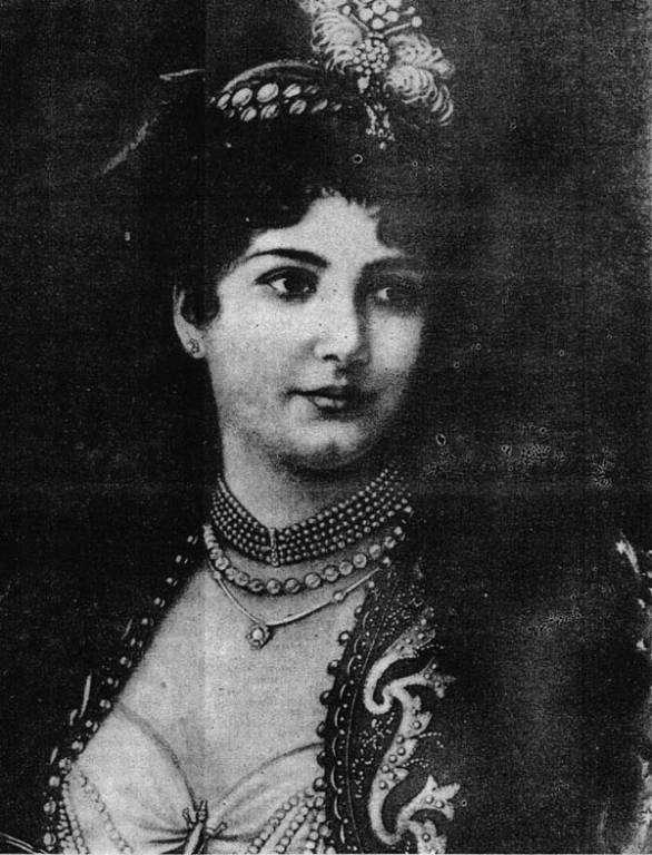 Матрена Кочубей и Иван Мазепа — страстная любовь гетмана