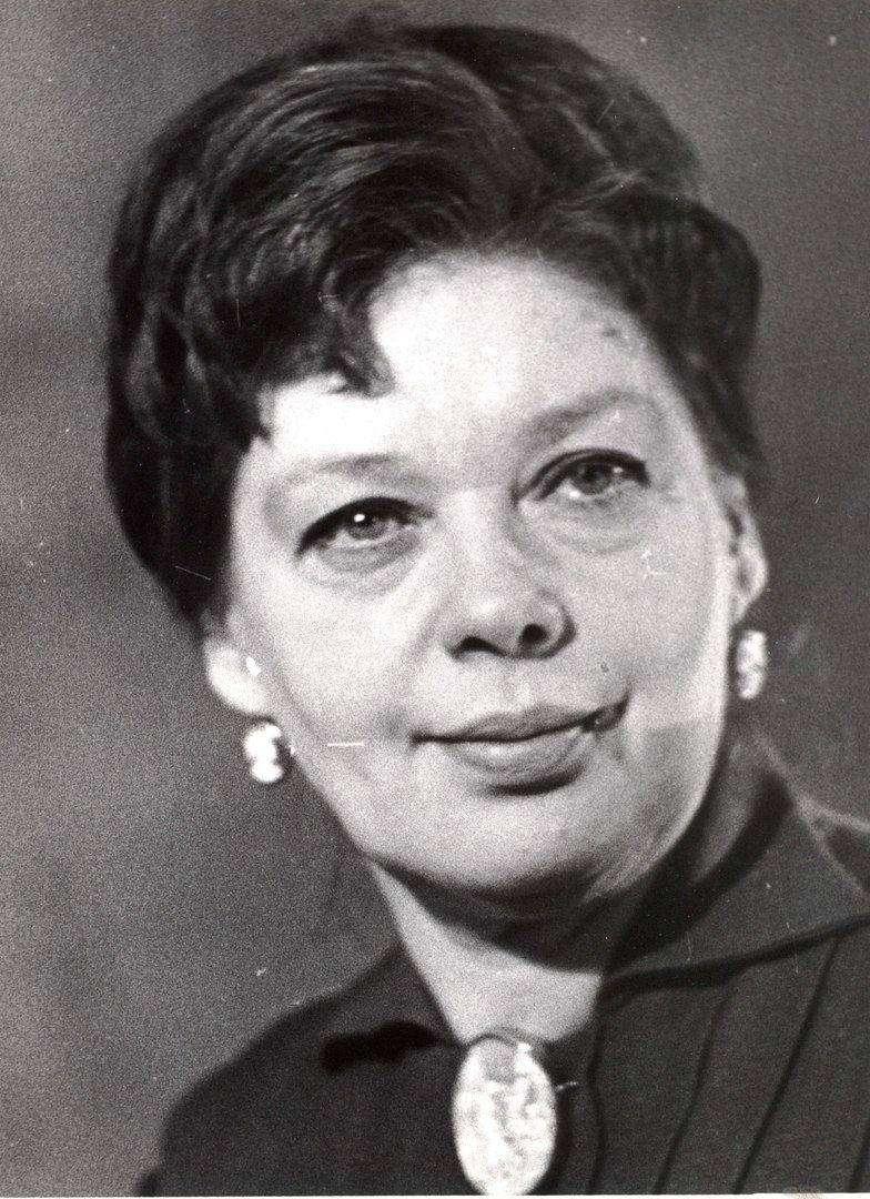 Анна Лисянская — звезда советского кино 40-50-х, блистательная актриса