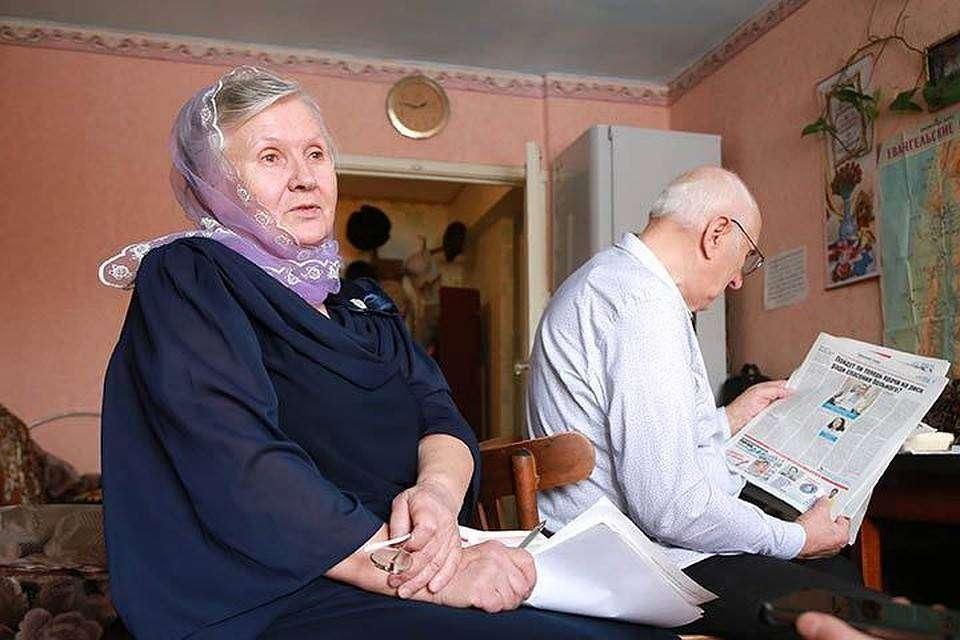 Алевтина Хориняк — 73-летняя врач стала женщиной года Forbes