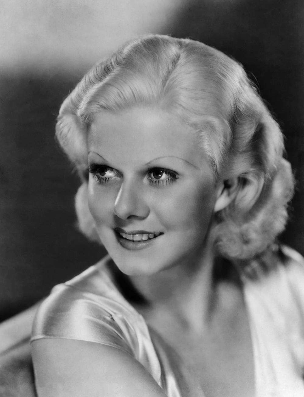 Джин Харлоу — первая платиновая блондинка Голливуда
