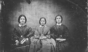 Сестры Бронте — биография, английские поэтессы и романистки
