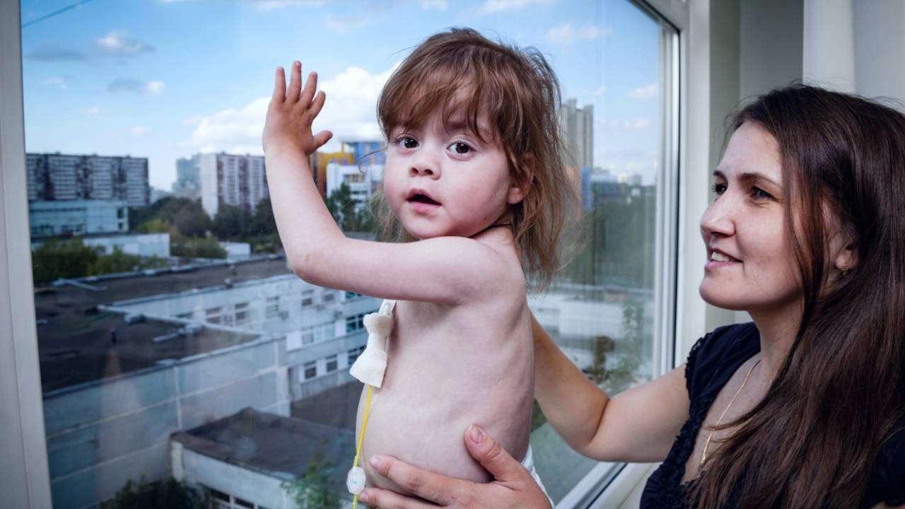 Лидия Мониава — номинирована на премию РБК, как Благотворитель года