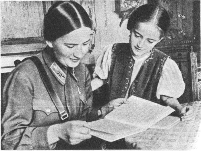Марина Раскова — знаменитая летчица батальона «ночных ведьм»
