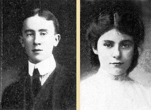 Эдит Толкин — жена писателя Дж. Р. Р. Толкина и вдохновительница образа Лютиэн