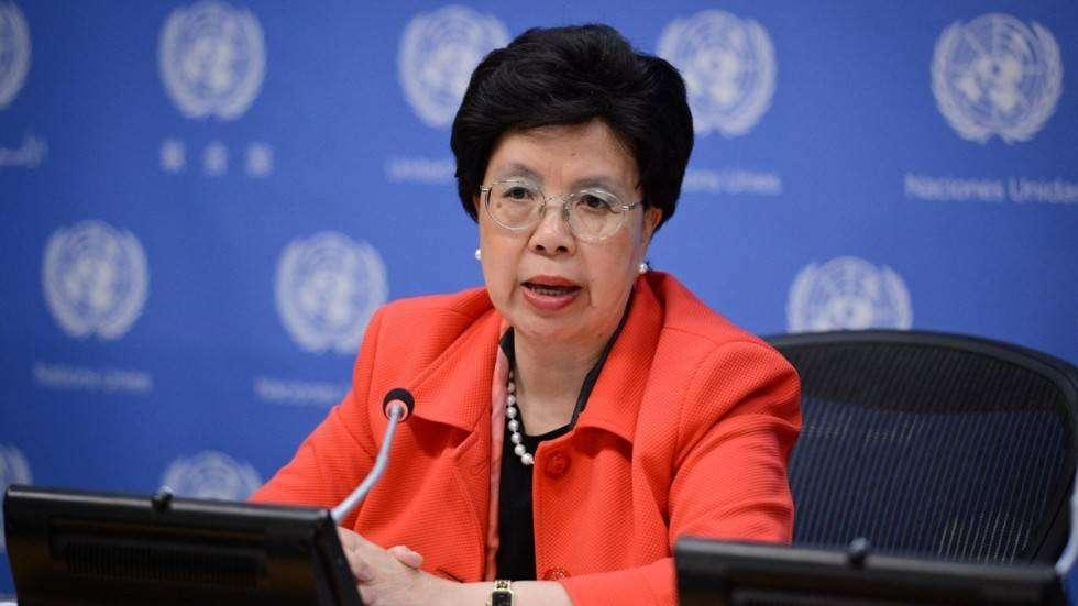 Маргарет Чан — генеральный директор Всемирной организации здравоохранения