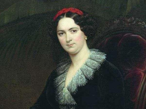 Княгиня Екатерина Трубецкая — первая декабристка