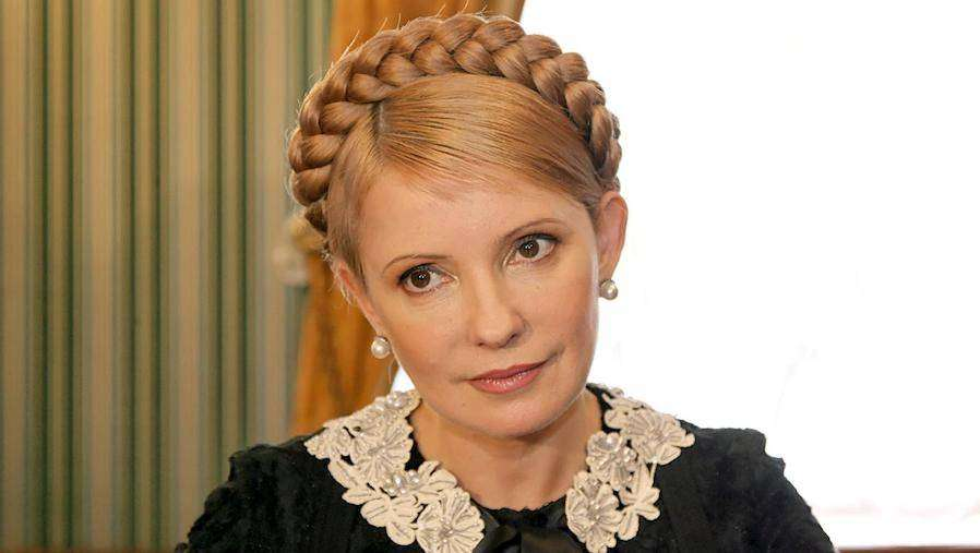 Юлия Тимошенко, биография