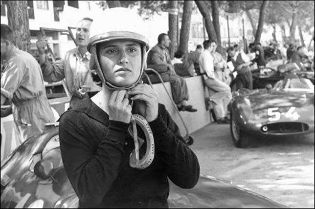 Мария-Тереза де Филиппис — первая женщина-пилот Формулы-1