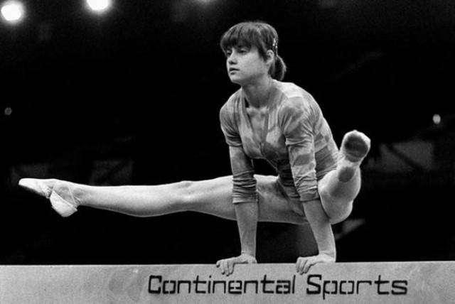 Надя Команечи — самая титулованная спортсменка Румынии