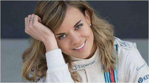 Сьюзи Вольфф — первая за 20 лет женщина в Гран-при Формулы 1