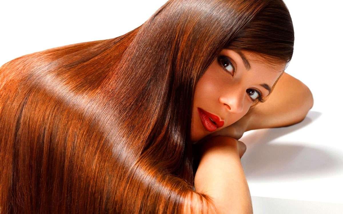SPA для волос в домашних условиях