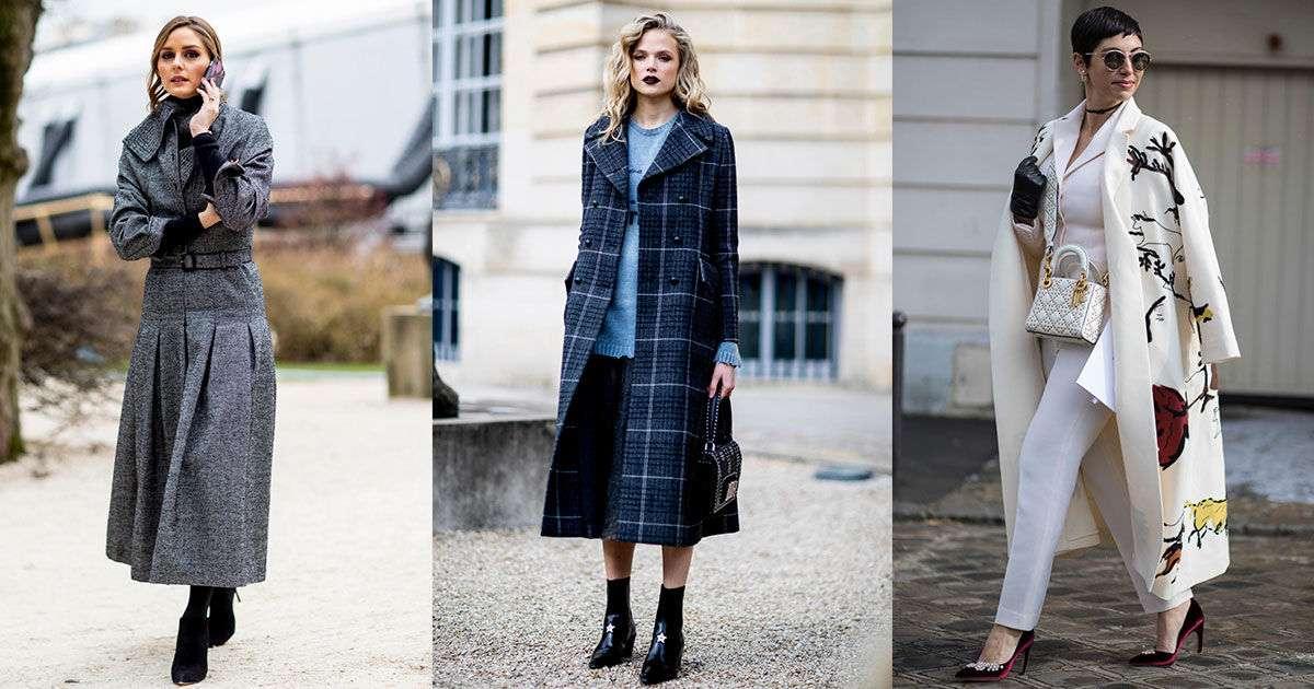 Следуем за модой: что носить осенью – зимой 2018-2019 года?