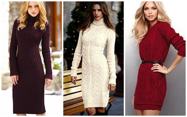Согревающая красота: о платьях, в которых тепло и комфортно зимой