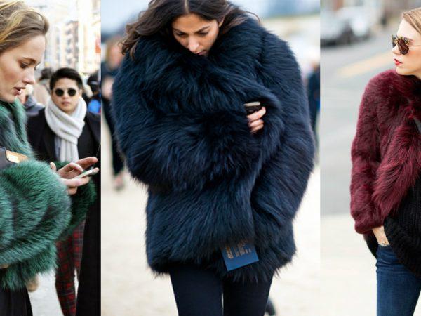 Эко-тренд — одежда из искусственного меха