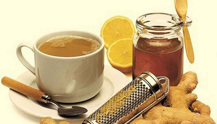 Имбирь, лимон и мед для похудения