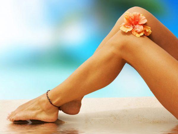 Красота и здоровье ног