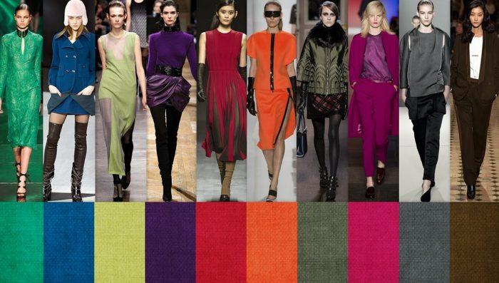 Какие цвета будут модными в сезоне весна — лето 2019