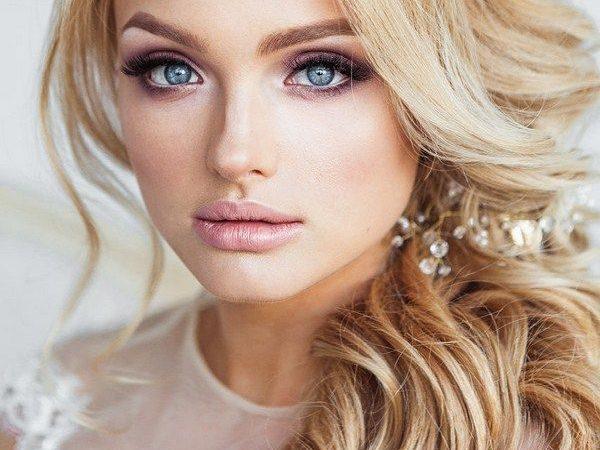 Свадебный макияж для невесты: виды и особенности нанесения